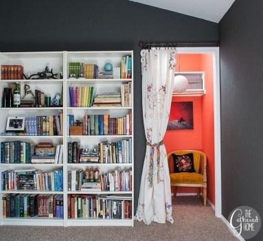 Modern Vibrant Rooms Reading Ideas 47