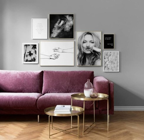 Popular Velvet Sofa Designs Ideas For Living Room 17