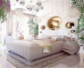 Striking Bed Design Ideas For Bedroom 22