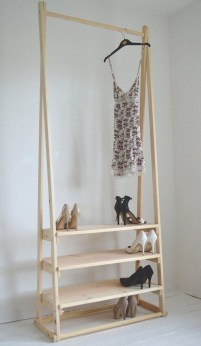 Stunning Clothes Rail Designs Ideas 20