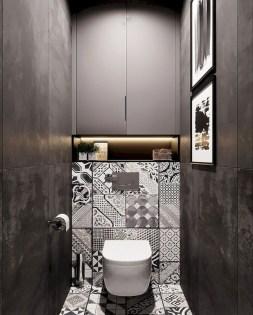 Unusual Small Bathroom Design Ideas 19