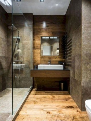 Unusual Small Bathroom Design Ideas 33