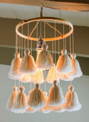 Attractive Diy Chandelier Designs Ideas 25