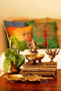 Charming Indian Decor Ideas For Home 35
