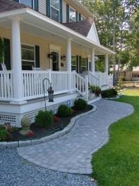 Comfy Porch Design Ideas For Backyard 09
