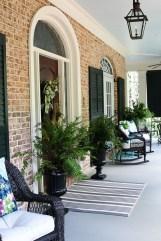Comfy Porch Design Ideas For Backyard 36