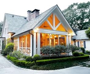 Comfy Porch Design Ideas For Backyard 37