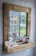 Cozy Small Bathroom Ideas With Wooden Decor 11