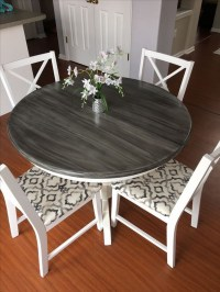 Cute Farmhouse Table Design Ideas Which Is Not Outdated 11