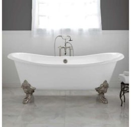 Elegant Bathtub Design Ideas 05