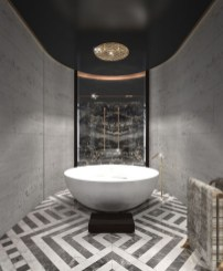 Elegant Bathtub Design Ideas 15