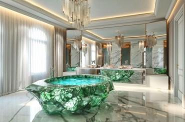 Elegant Bathtub Design Ideas 16