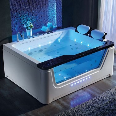 Elegant Bathtub Design Ideas 19