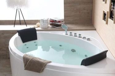 Elegant Bathtub Design Ideas 24