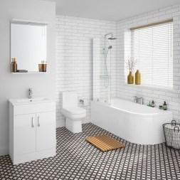 Elegant Bathtub Design Ideas 42
