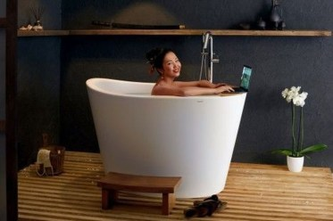 Elegant Bathtub Design Ideas 52