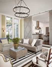 Enchanting Living Rooms Ideas With Combinations Of Grey Green 35