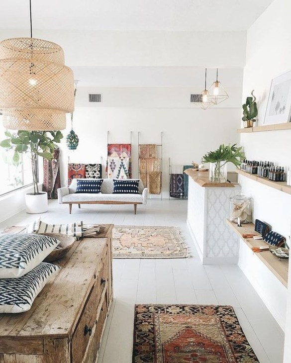 Fabulous Home Design Ideas With Wooden Accent 16