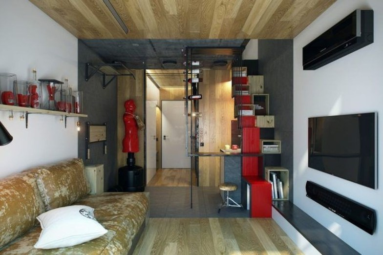 Fabulous Home Design Ideas With Wooden Accent 43