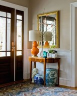 Fancy Living Room Decor Ideas With Ginger Jar Lamps 37