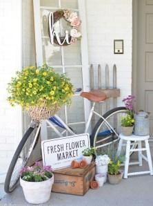 Fascinating Farmhouse Porch Decor Ideas 07