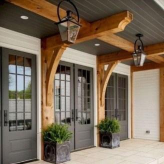 Fascinating Farmhouse Porch Decor Ideas 23