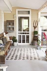 Fascinating Farmhouse Porch Decor Ideas 36