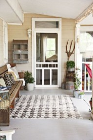 Fascinating Farmhouse Porch Decor Ideas 36