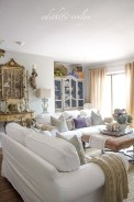 Impressive French Style Living Room Designs Ideas 35