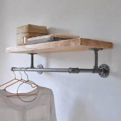 Stunning Clothes Rail Designs Ideas 27