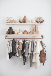 Stunning Clothes Rail Designs Ideas 36