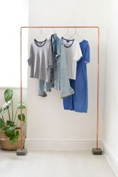 Stunning Clothes Rail Designs Ideas 39