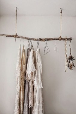 Stunning Clothes Rail Designs Ideas 42