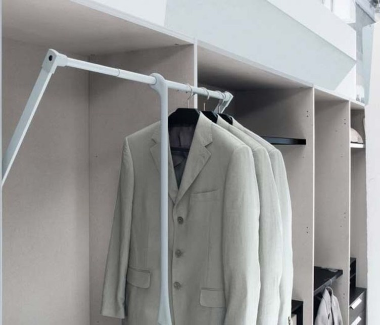 Stunning Clothes Rail Designs Ideas 49
