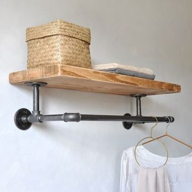 Stunning Clothes Rail Designs Ideas 51