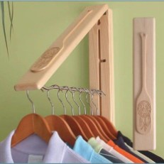 Stunning Clothes Rail Designs Ideas 53