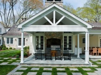 Unique Backyard Porch Design Ideas Ideas For Garden 05
