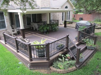 Unique Backyard Porch Design Ideas Ideas For Garden 14