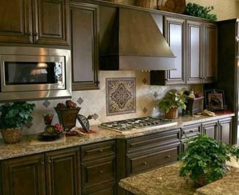 Amazing Ideas To Disorder Free Kitchen Countertops 04