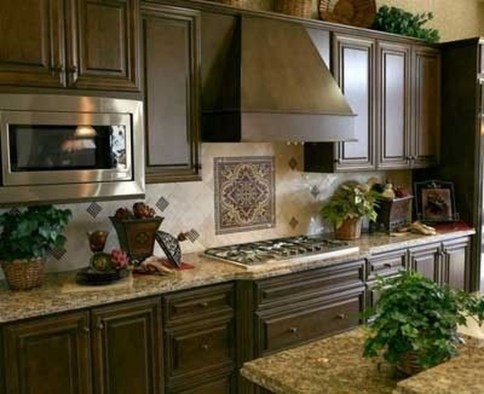 Amazing Ideas To Disorder Free Kitchen Countertops 04
