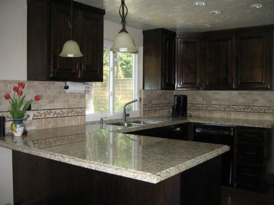 Amazing Ideas To Disorder Free Kitchen Countertops 19