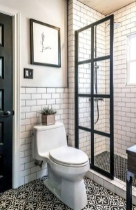 Awesome Bathroom Shower Ideas For Tiny House 01