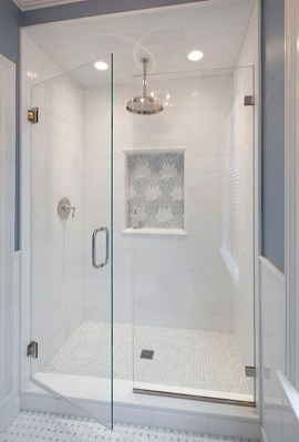 Awesome Bathroom Shower Ideas For Tiny House 32