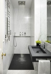 Awesome Bathroom Shower Ideas For Tiny House 54