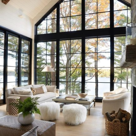 30+ Cozy Interior Design Ideas For Living Room That Look Relax ...