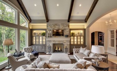 Cozy Interior Design Ideas For Living Room That Look Relax 35