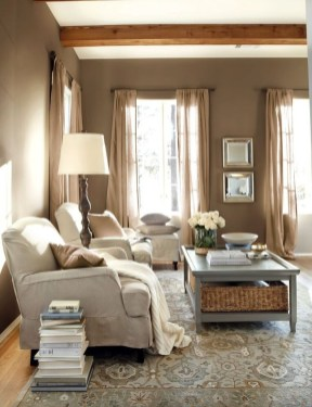 Cozy Interior Design Ideas For Living Room That Look Relax 42