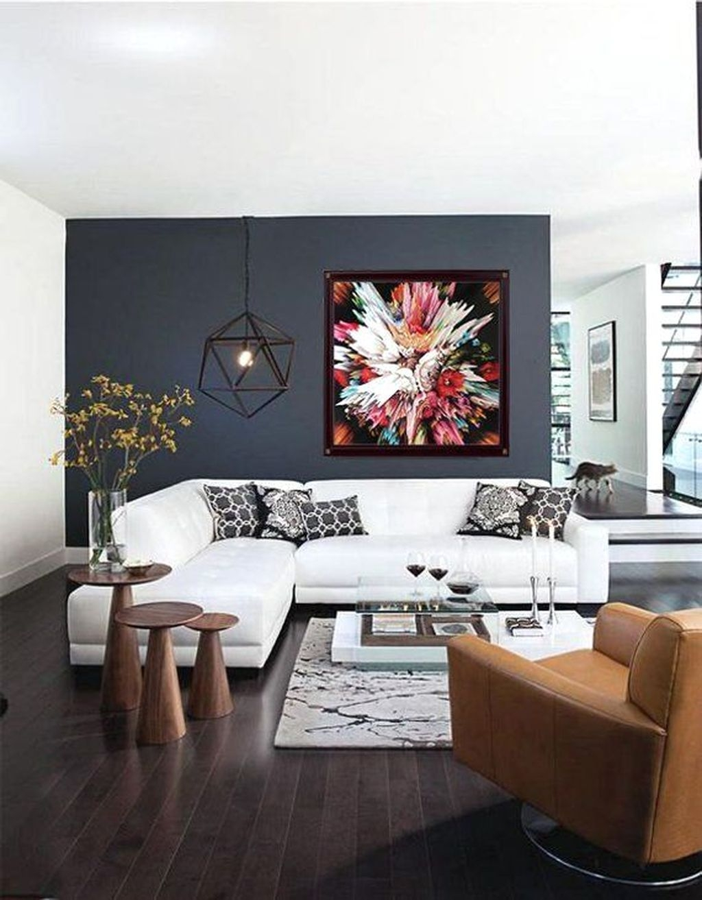 Cozy Interior Design Ideas For Living Room That Look Relax 52