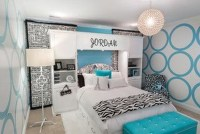 Cute Love Blue Ideas For Teenage Bedroom 33