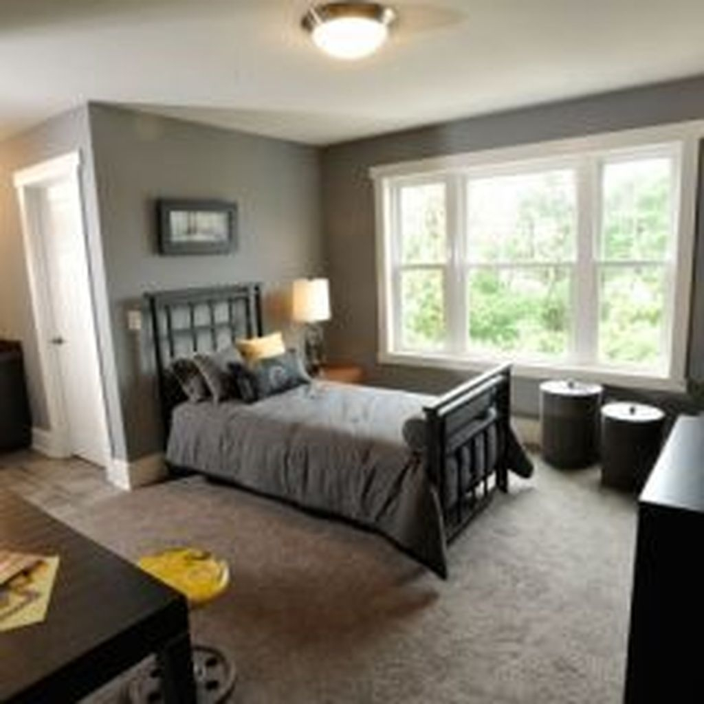 Cute Love Blue Ideas For Teenage Bedroom 35